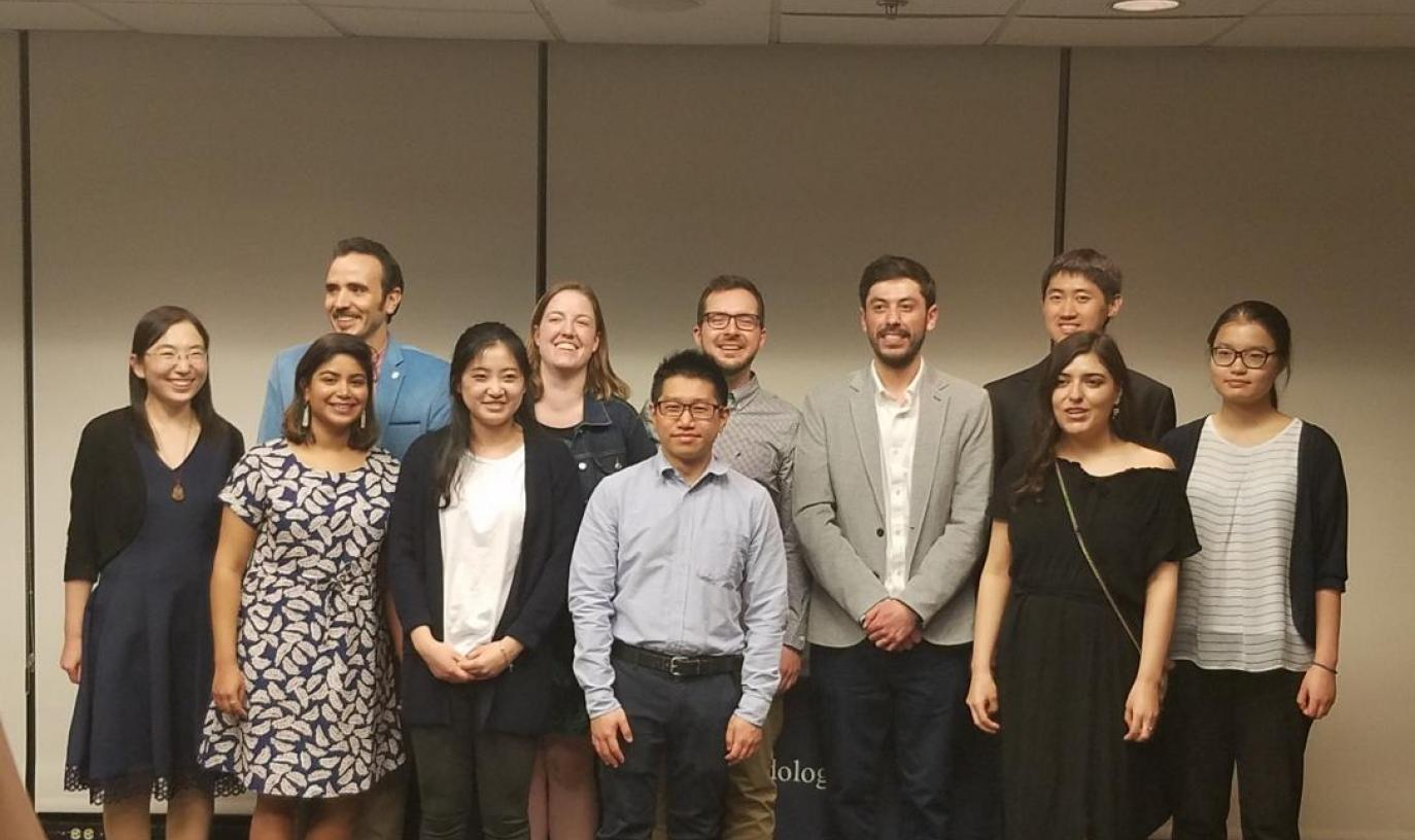 2018 Graduates of the Michigan Program in Survey Methodology